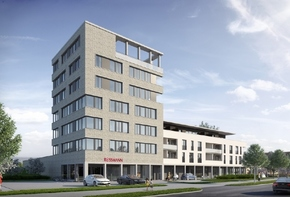 New Mixed Use Building