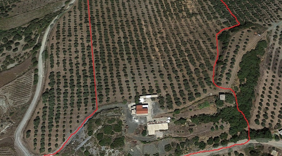 Land for Sale, Rethymno,Crete,Greece