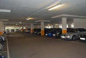 CAR PARK MALAGA AIRPORT