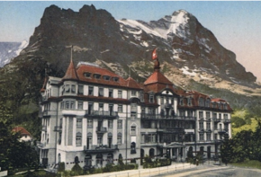 Swiss 5 Star Hotel in the Canton of Bern