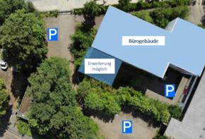 Teilbares Bürogebäude in interessanter Nebenkernlage Nähe Messe-Hannover