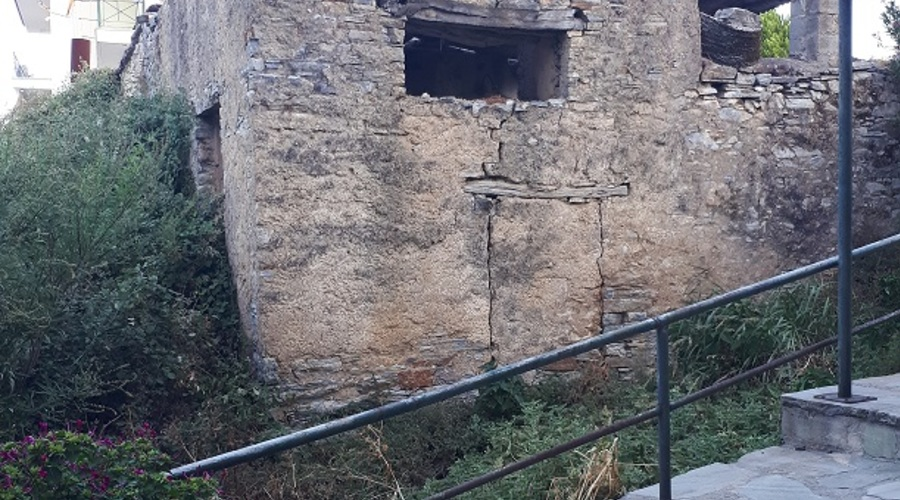 Old oil Mill