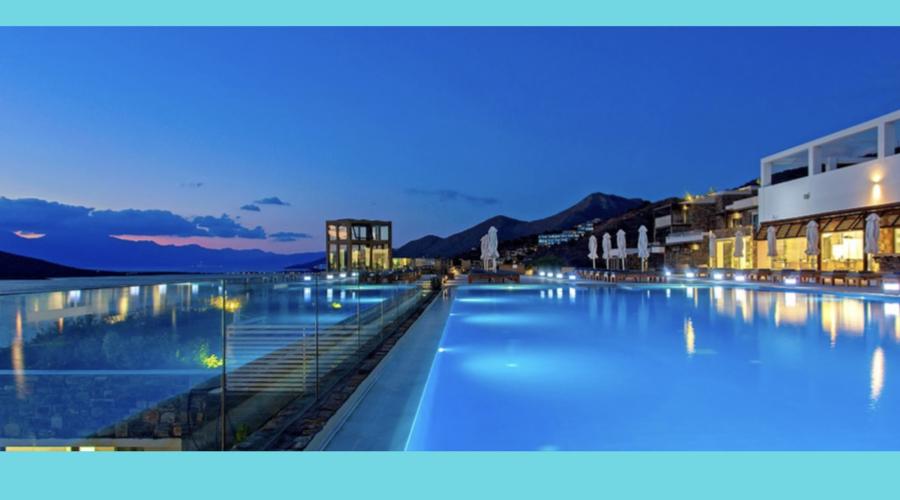 Elounda , Crete Island , Greece 5* Resort