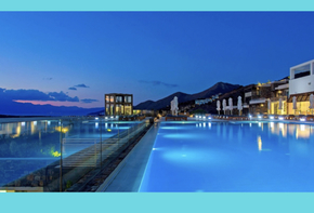Elounda , Crete Island , Greece 5* Resort