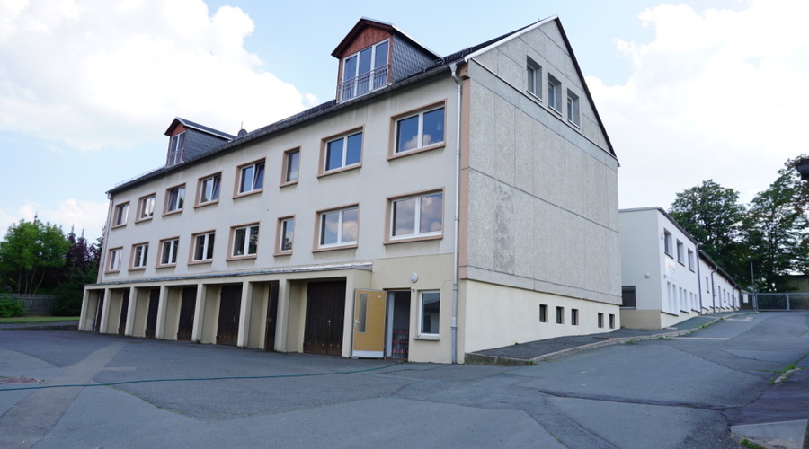 Commercial property in a good location