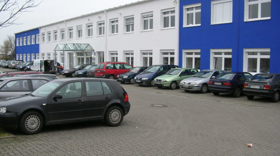 Commercial and Office building in the heart of Schwerin