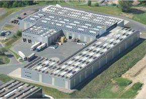 Logistics Hall for Sale