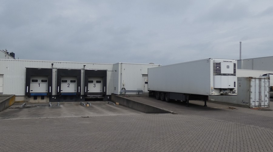 Logistic location in Middelharnis