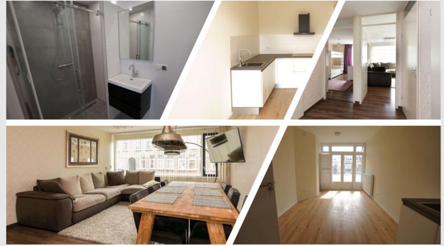 Residential porfolio of 15 apartments in Den Haag
