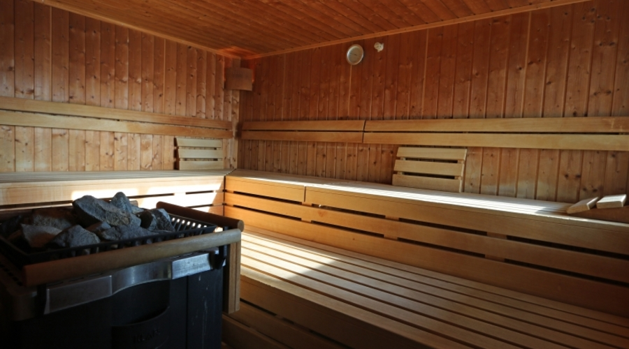 Sauna Complex in Buchs, Switzerland