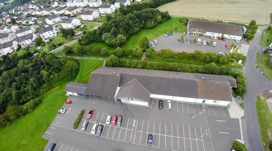 Lidl Supermarket in Rhaunen