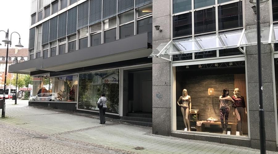 4-Storey Office/Retail Building in Bottrop