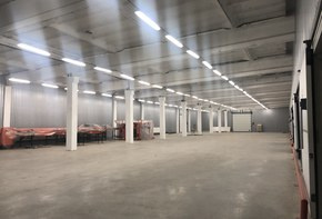 Multi-Use Industrial Property In Moldova Capital City with Hydroponics Business