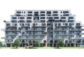 Construction project - Boardinghouse in Berlin, Lichtenberg