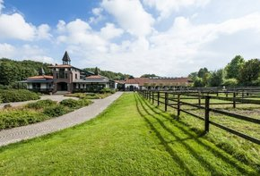 Luxurious  property with stud farm in Syke
