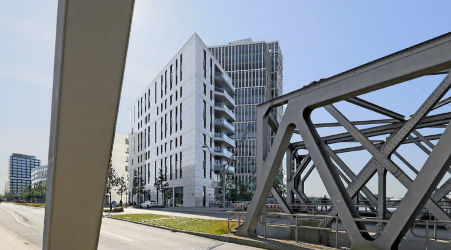 Exclusive investment property in HafenCity