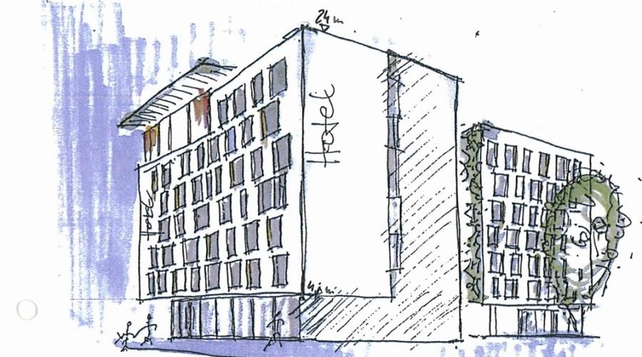 Hotel Development Site in Hamburg