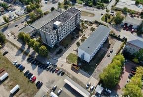 Hotel / hostel area near Berlin to sell