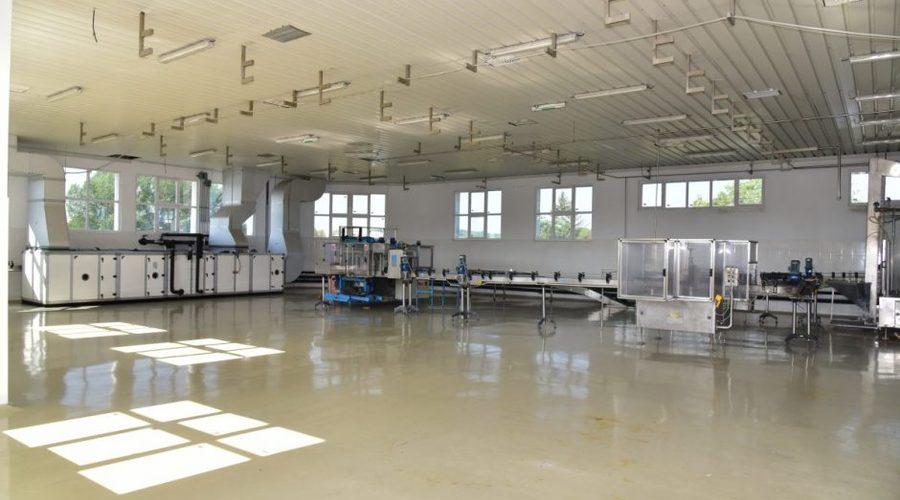 Natural Mineral Water Bottling Facility