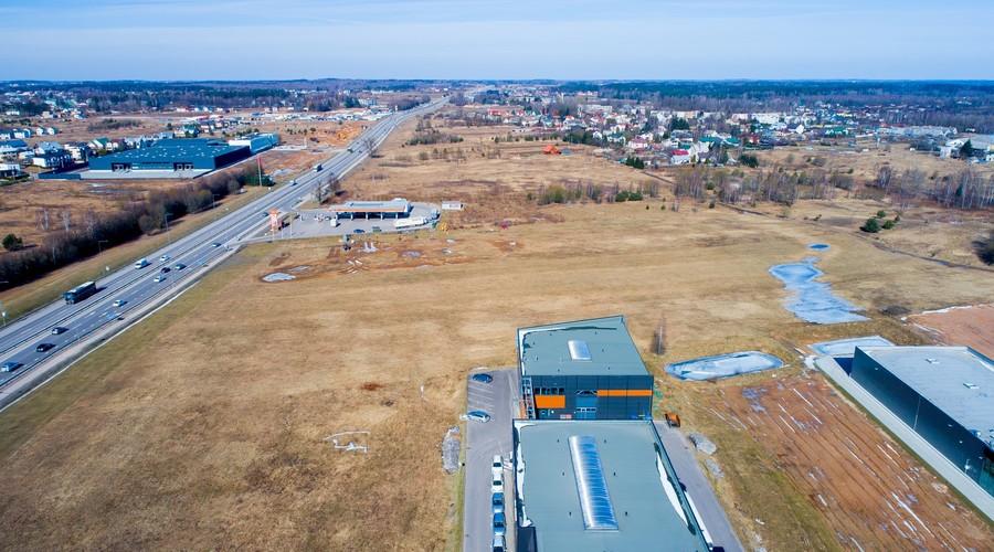 Commercial Land in Vilnius