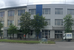 Business Center in Vilnius with Long-Term Tenants