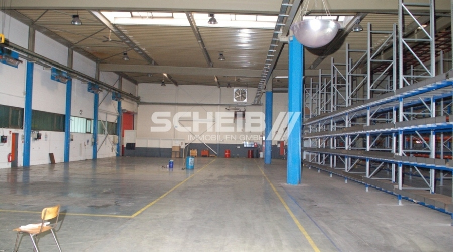 Warehouse and Production Site