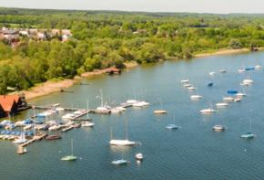 Unique lakeside property on Lake Ammer
