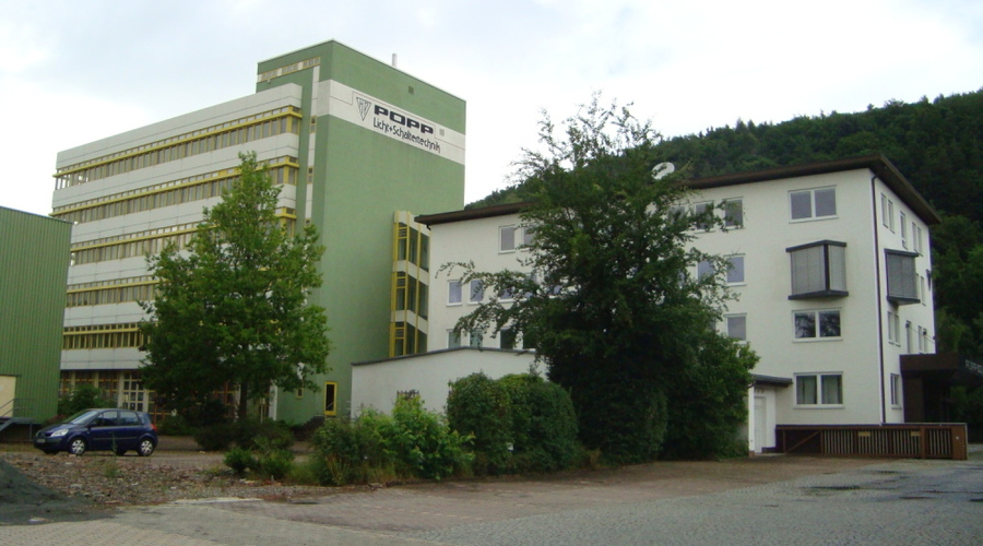Mixed Use Complex in Bad Berneck