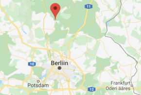 Industrial property with a development potential near Berlin