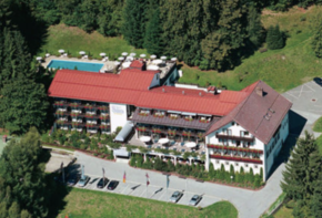 Beautiful Hotel in the Bavarian Forest