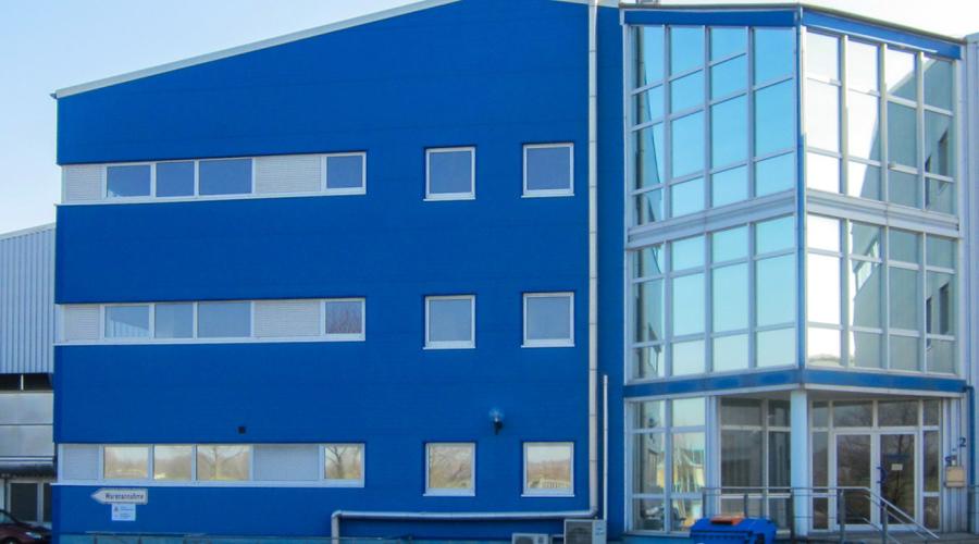 Production Hall in Bautzen