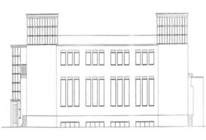 Industrial Building and Building Plot Directly on the Rhine at Mülheim Harbor