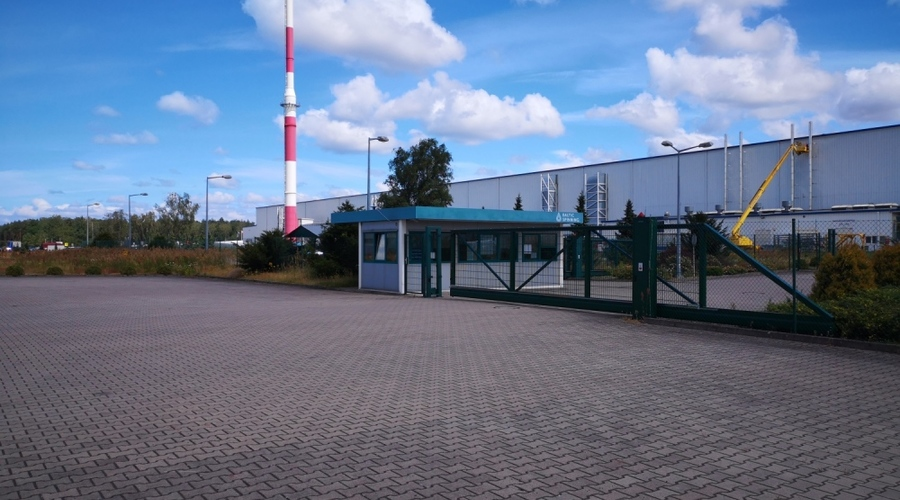 Modern commercial property for sale in Łozienica