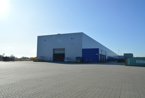Commercial Location at the Port - Bremerhaven