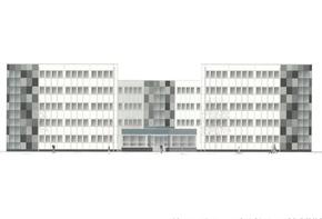 Renovated Office Building in Mainz / Wiesbaden
