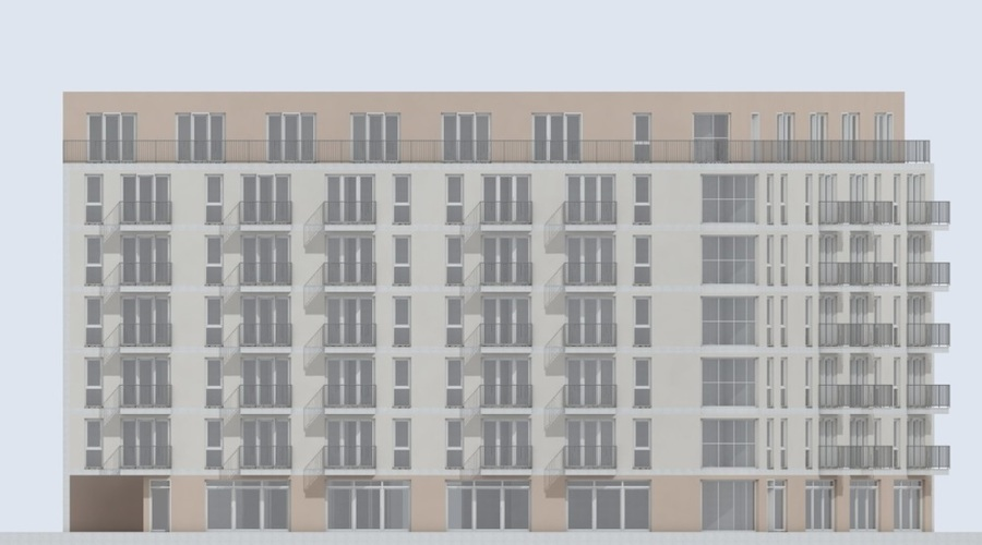 Building Plot for Apartment Building