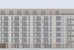 Building Plot for Apartment Building