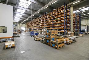 New Production Hall / Warehouse + Office