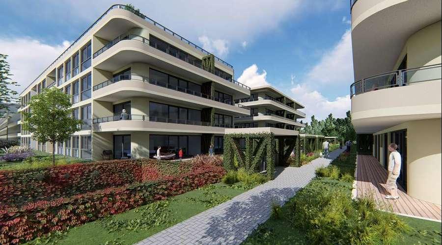 Modern Residential Building Plot
