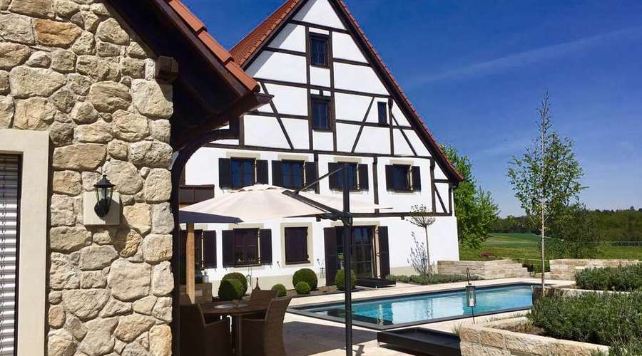 Luxury Stud Farm in a Secluded Location in Bavaria