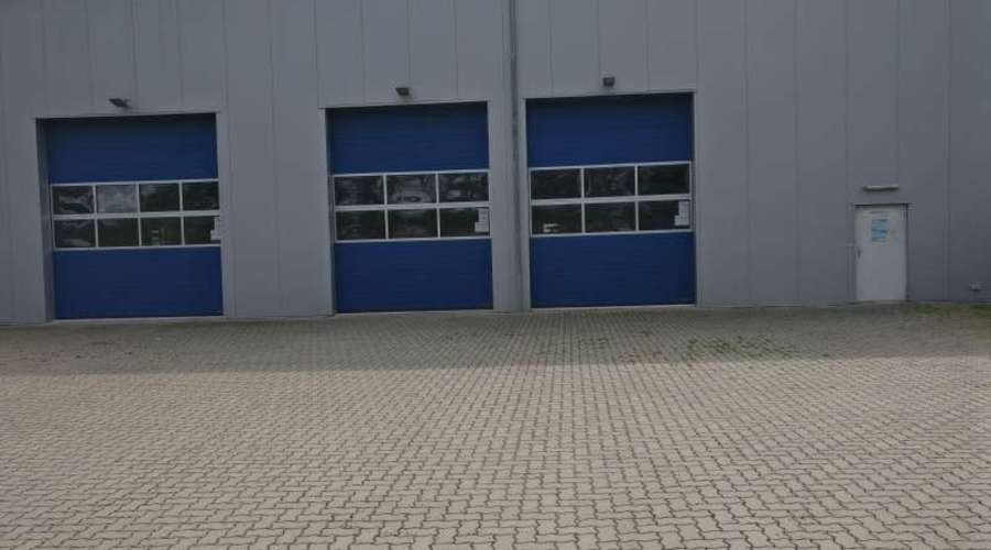 Modern Production/Warehouse Facility and Office Space