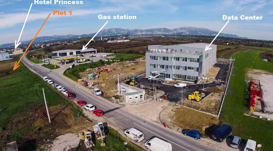 Industrial land for sale 81.400 m2 - 1.790.000 EUR
