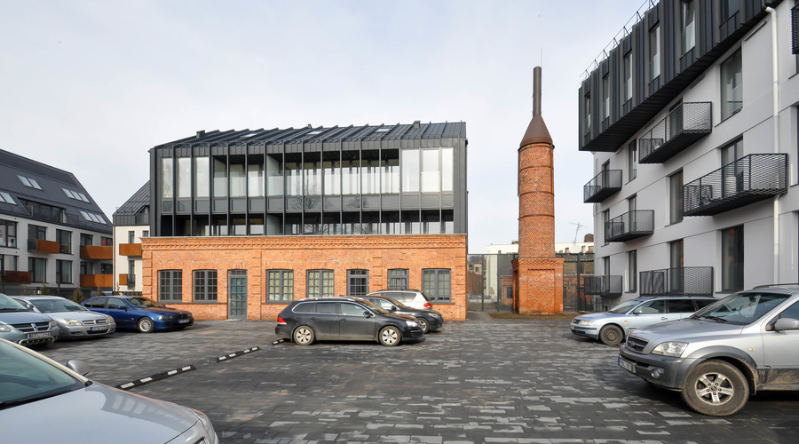 Multifunctional Building For Sale
