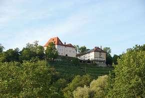 Castle in Tübingen