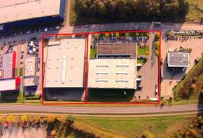 Two Plots in Top Industrial Location