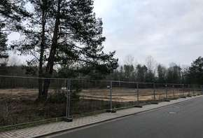 Commercial land ready for construction in the Business Park Velten / Havelring