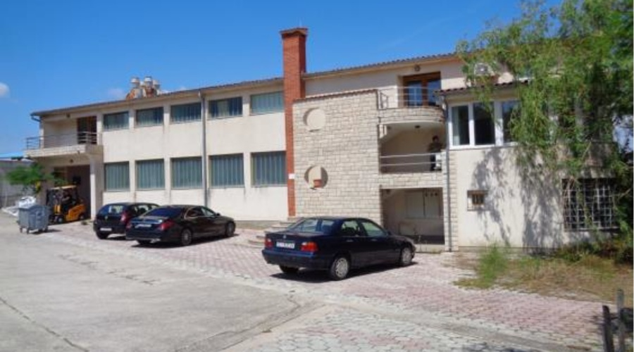 Business and Production Facility in Bilice, Croatia