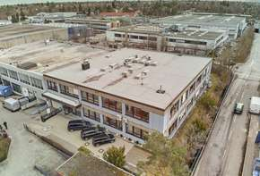 Office building with potential and good return