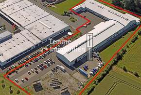 Production, office & warehouse building