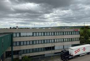 Interesting commercial project with 3 buildings and development potential